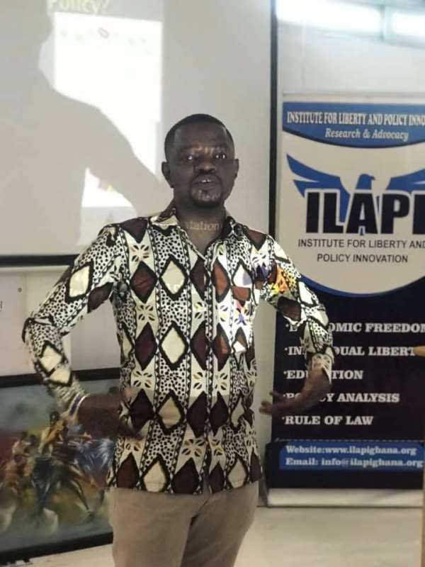 Politicians Are Emotional Labourers—Dr. Ike Tandoh