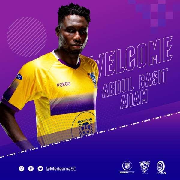 Ghana Premier League: Medeama SC Confirm Abdul Basit-Adam Signing