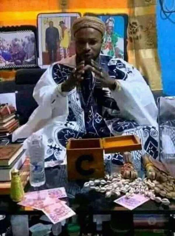 Yendi-Based Sheikh Muntaka Predicts One-Touch Victory For Nana Akufo-Addo