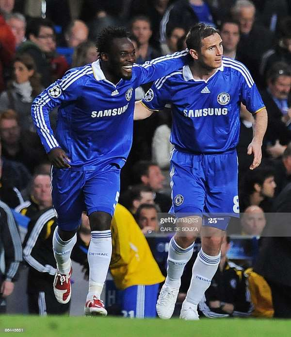 'Lampard Needs Time If He Is To succeed At Chelsea', Says Michael Essien