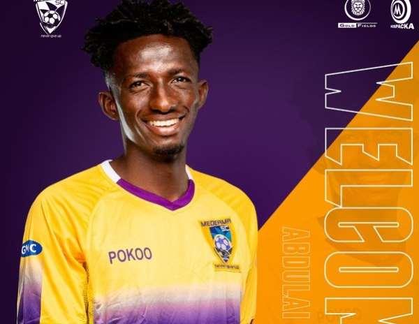 Ghana Premier League: Defender Musah Baba Abdulai Joins Medeama SC On A Three-Year Deal