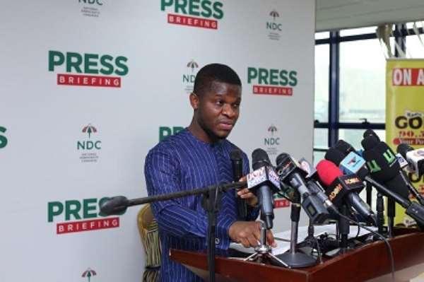 Ghana's Security In Complete Shambles – Sammy Gyamfi