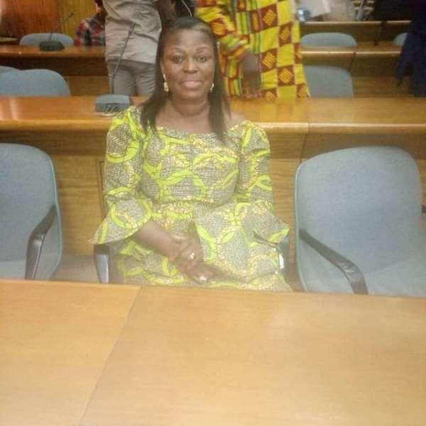 Hon Margaret Darko Darkwa