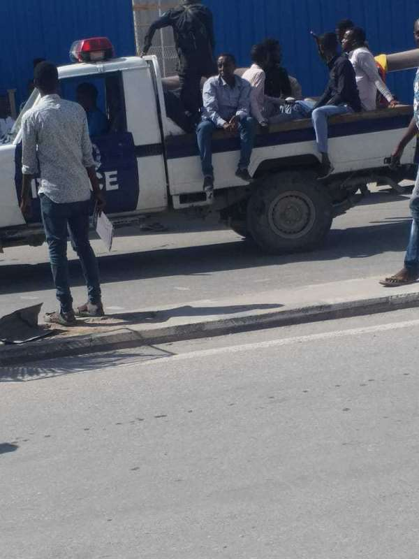 FESOJ Condemns Arrest Of Five Journalists In Mogadishu For Covering Demo