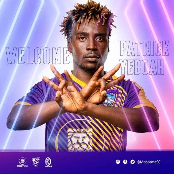 Patrick Yeboah