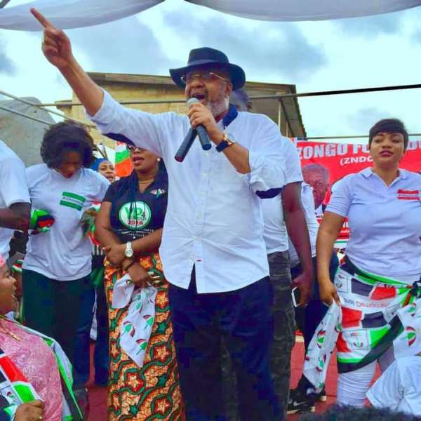 Call Jean Mensa To Order Before She Rewrtites Ghana's History---Alhaji Said Sinare