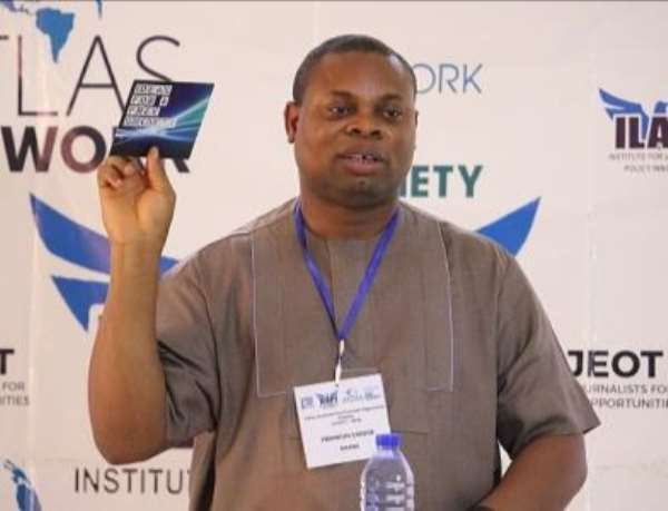 The Cost Of Doing Business Is High -Franklin Cudjoe