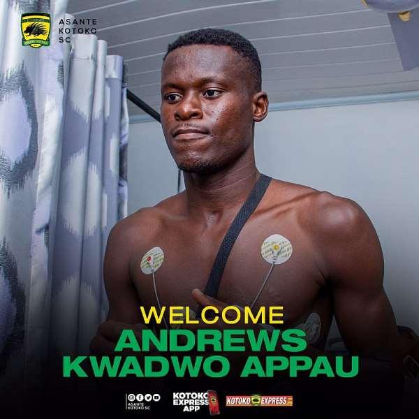 Evans Apau Allegedly Dropped From Ghana U-20 Squad For Choosing Kotoko Over Dreams FC