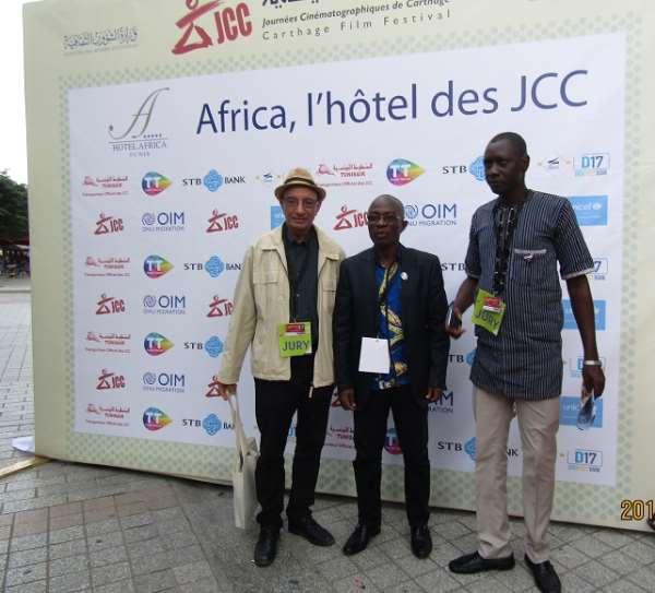 Ghanaian Journalist Serves On Carthage Film Festival Jury In Tunisia