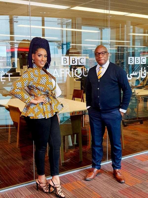 Juliet Ibrahim Takes 'A Toast To Life' Tour To USA, London