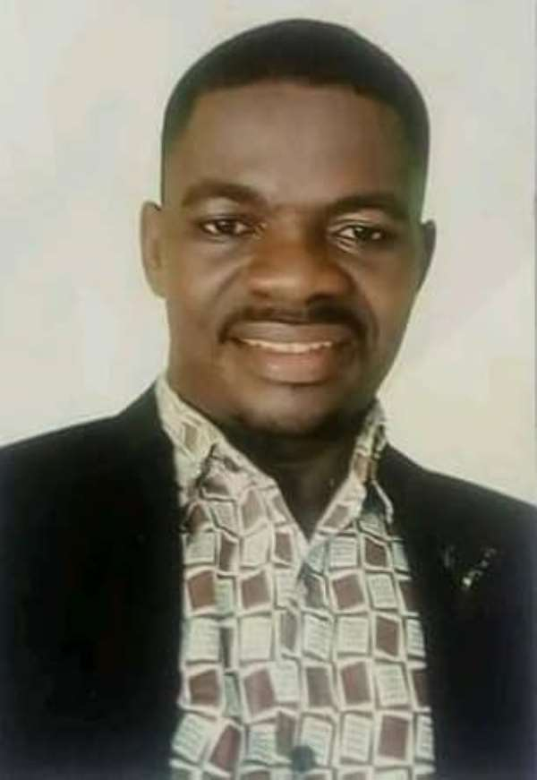 Mr.  Azubila, ADAM-GH Executive Secretary