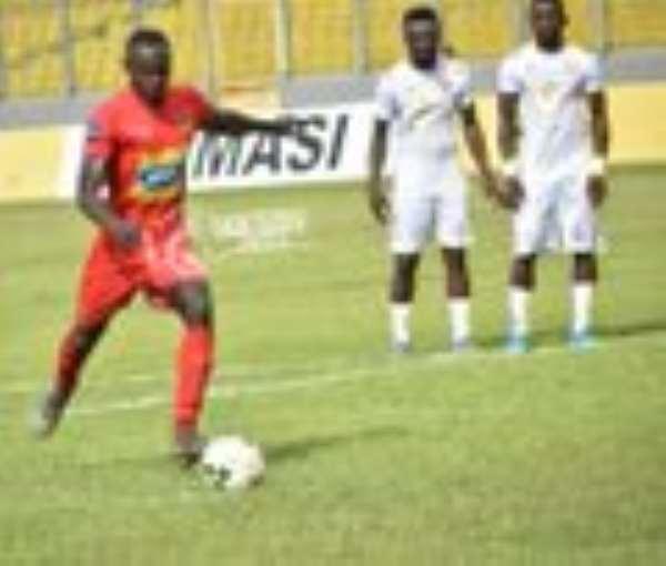 Naby Keita's Solitary Strike Hands Kotoko 1-0 Win Over FC San Pedro