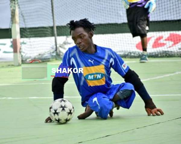Physically Challenged Skate Soccer Player Shakor 'Ronaldinho' Appeals For Support
