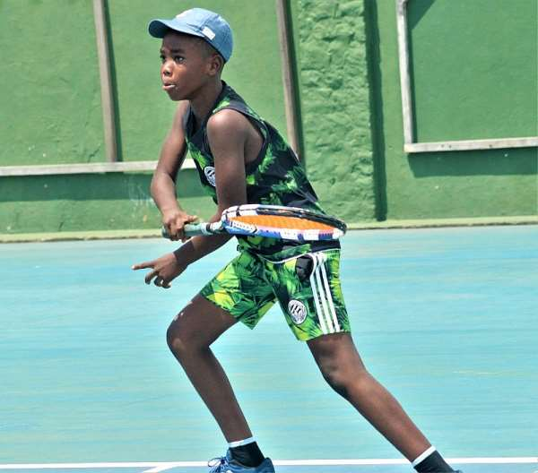 McDan Foundation Juniors Tennis Training Begin