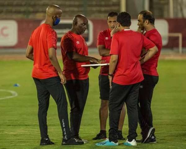 Al Ahly Yet To 'Reach The Performance' Coach Mosimane Wants