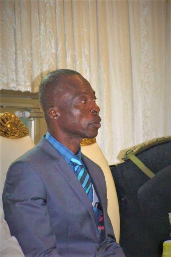 APC Running Mate Claims STC Buses Presented By The President Are 'SUB-STANDARD, INFERIOR'