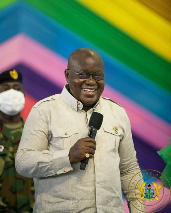 Don't Be complacent In COVID-19 Fight – Akufo-Addo