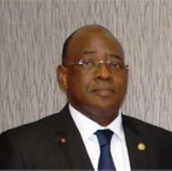 His Excellency Mamadou Haïdara Ambassador of Côte d'Ivoire to the United States