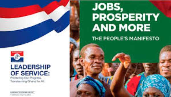"""Manifestoes And The Journey To 2020 General Elections: The Right Ingredients For Ghana's """"jollof Rice""""?"""