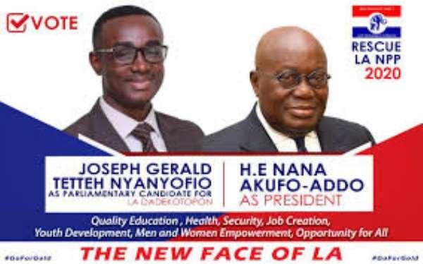 Ghana Votes 2020: Ben Ephson Claims NPP Likely To Lose La Dade Kotopon Parliamentary Seat