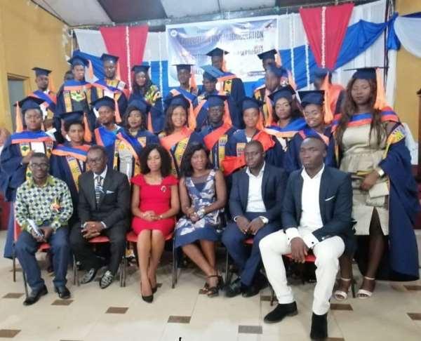 OTEC School Holds Graduation, Matriculation Ceremonies