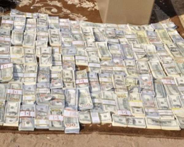 EOCO Grabs Chinese Woman For US$ 313million Money Laundering Deal