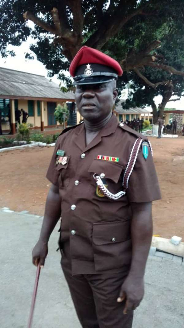 Instructors At POTS: My Unsung Heroes In The Ghana Prisons Service