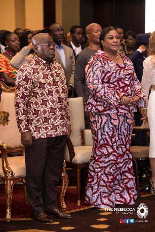 Empathize With Infertile Couples – Mrs. Akufo-Addo