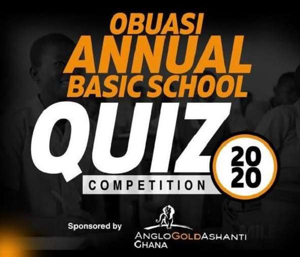 Anglogold Ashanti's Annual Quiz Competition Begins In Obuasi