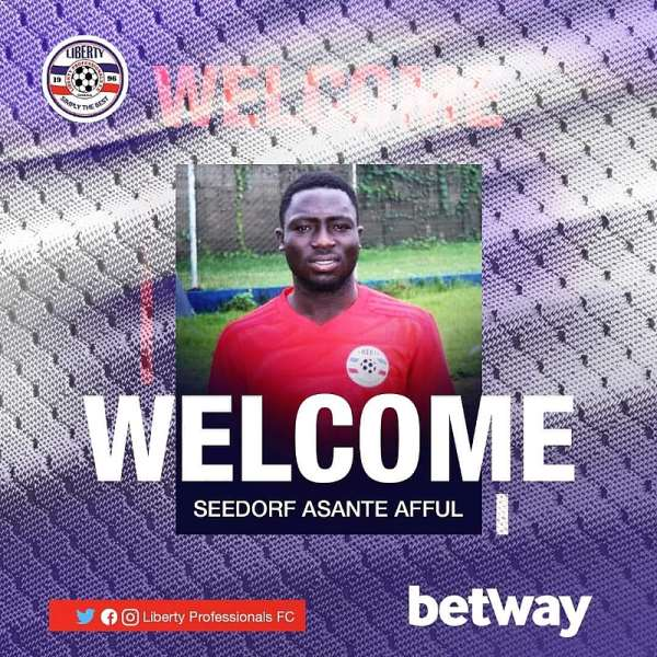 Liberty Announce Signing Of Midfield Maestro Seedorf Asante