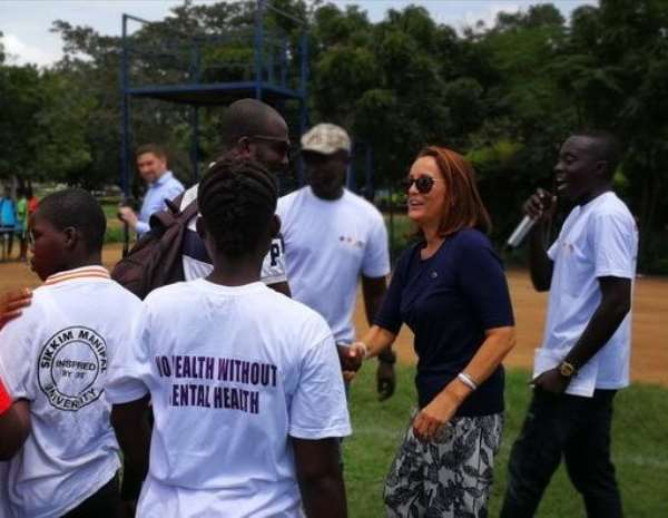 CAMHA Games 2019: Suicide prevention and social inclusion of people leaving with mental health and psychological conditions through Sports