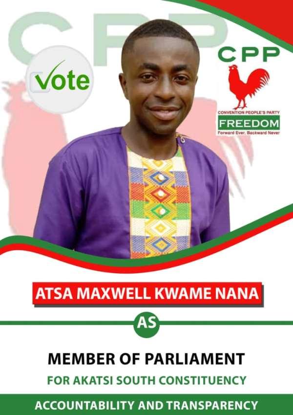 Atsah Maxwell Kwame Nana