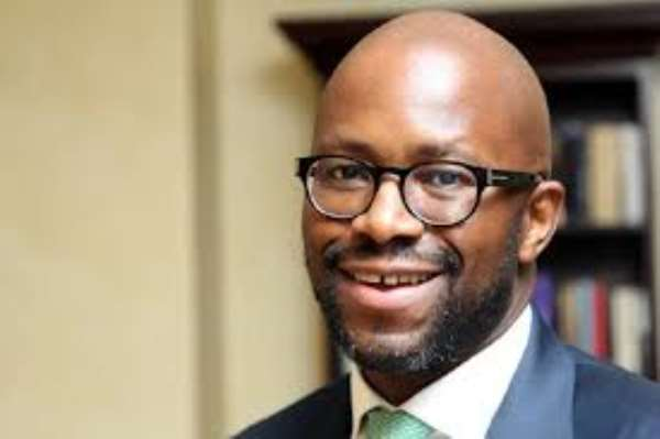 MTN Group President and Chief Executive Officer Ralph Mupita