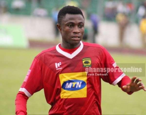 Emmanuel Gyamfi Optimistic Of Kotoko's Chances Of Eliminating FC San Pedro