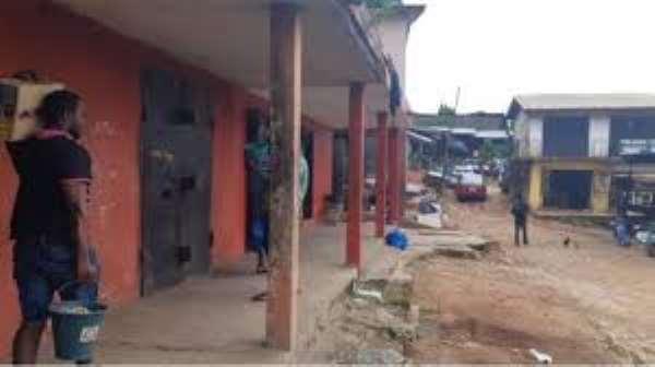 GUTA Shuts Nigerian Shops Over Nigeria Border Closure