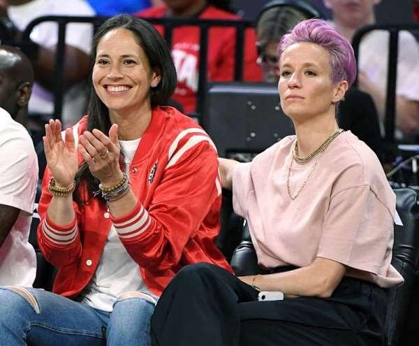 Megan Rapinoe And Sue Bird Announce Engagement