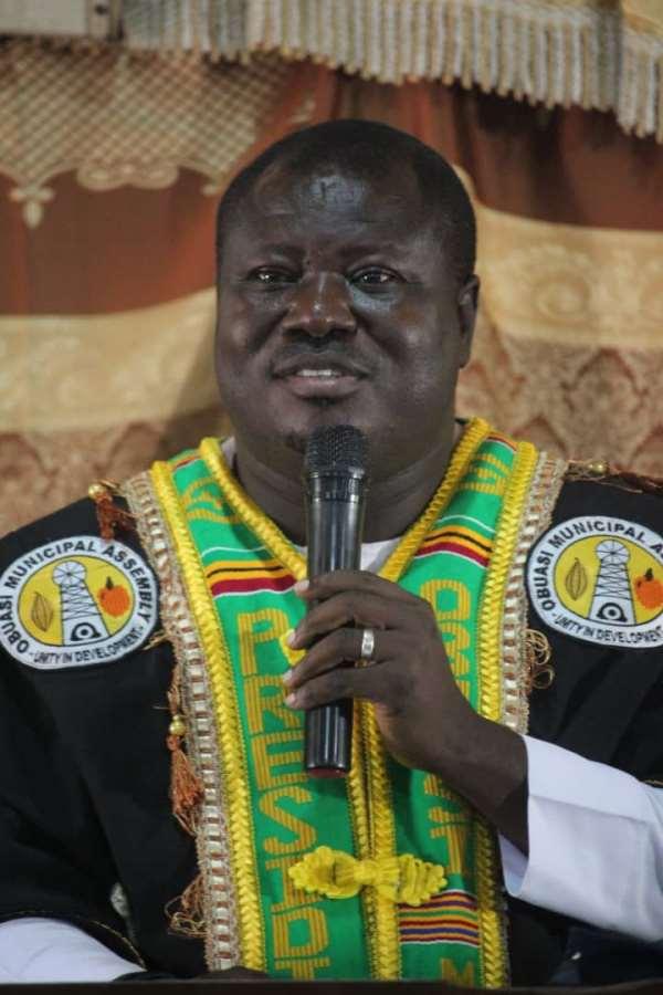 Honorable Lawrence Nana Bondah- Obeng