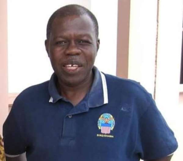 Larry Otoo, The Loom a rtist of the month
