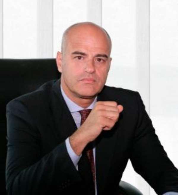 Akufo-Addo Hosts Eni CEO Claudio Descalzi