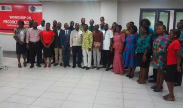 Labelling And Packaging Certification Improves In Ghana