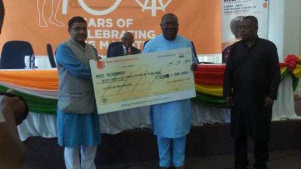 $1 Million Dollar Grant For Ghana-India Kofi Annan Centre Of Excellence