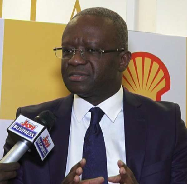 Managing Director of Vivo Energy Ghana, Ben Hassan Ouattara