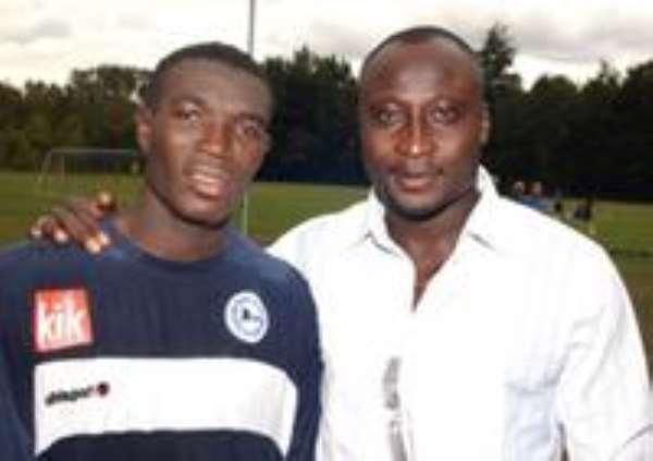 Arminia Bielefeld Confirms Signing Isaac Boakye