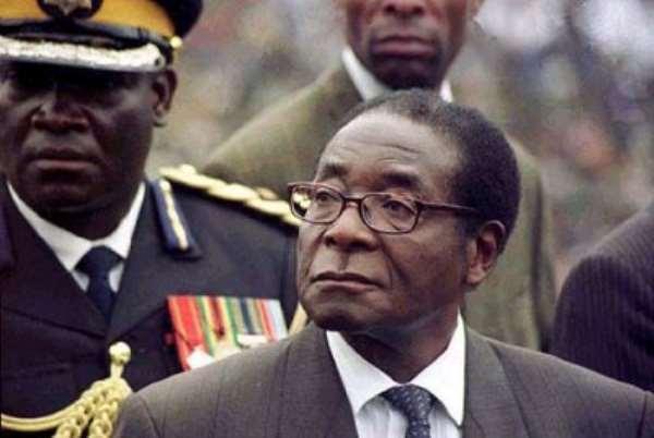 Ghana Will Undermine  Mugabe's Reform If ....