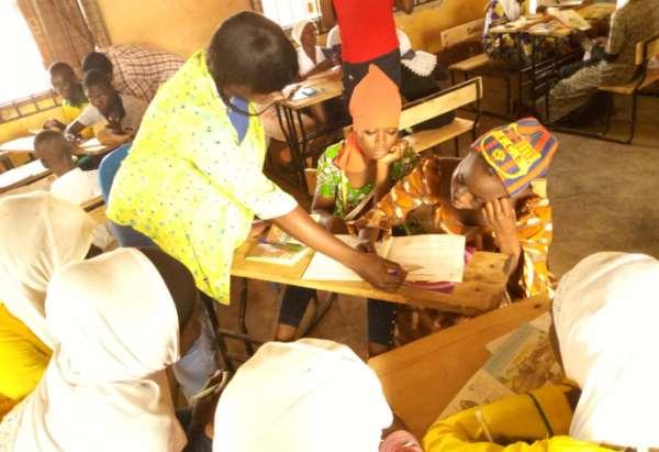 Tamale: Weekly Reading Clinics Kick Start In Kalpohin