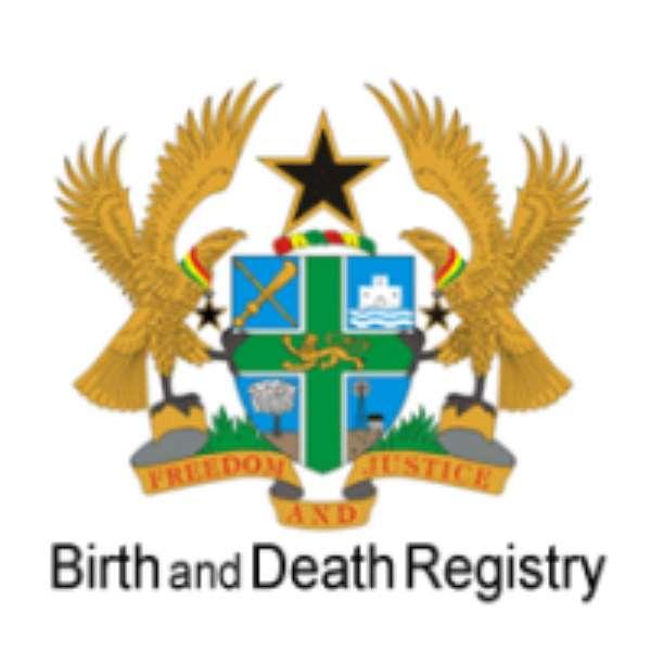 Births And Deaths Registry Calls For More Registration