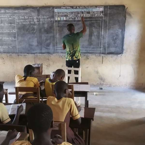 Teachers Must Wear Professional Uniforms Like Other Professionals - Educationist Tells GES