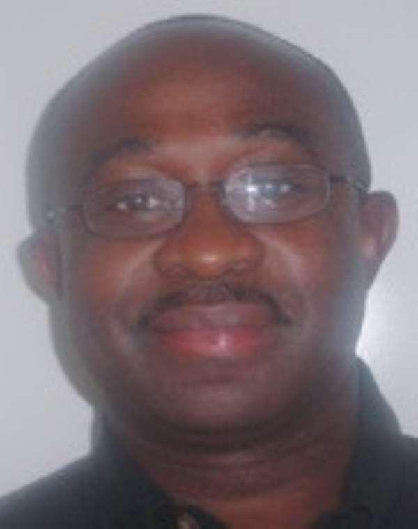PROFILE - Joe Boafo Of United parcel Service