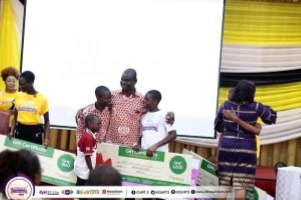 Ayeyi Atta Kakra Anim-Addo Wins 2018 Literacy Challenge