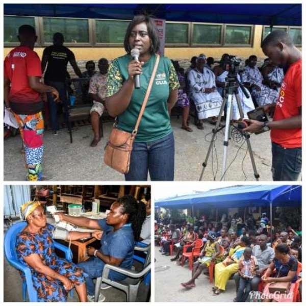 Adabraka Health Screening Held